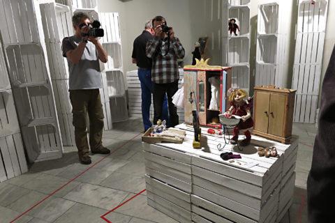Wystawa BWA Skierniewice - Renata Gołaszewska-Adamczyk